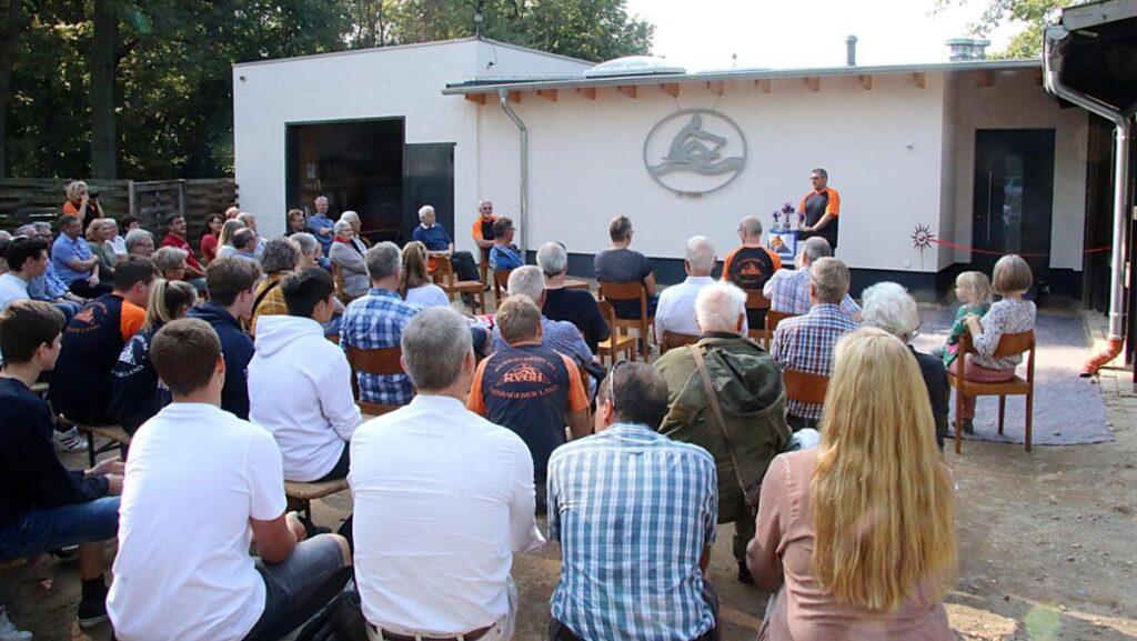 Neues Ruder-Schmuckkästchen am Elbe-Seiten-Kanal: RVGH weiht Anbau offiziell ein