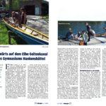 Artikel im Rudersport 6/2016, S. 22-23